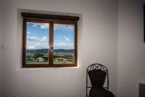 1st Bedroom view