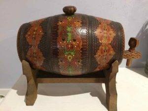 Bulgarian barrel